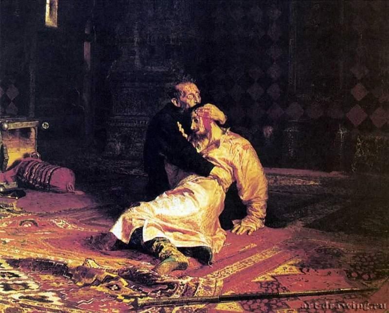 Иван IV Грозный биография русского царя